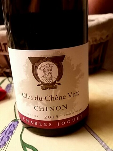 charles joguet clos du ch 234 ne vert chinon 2013 wine info