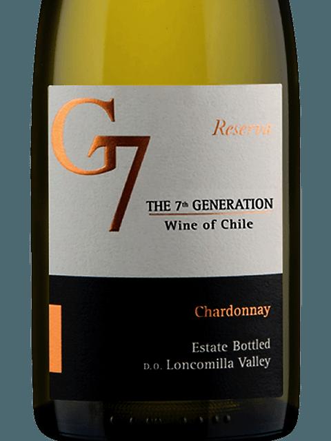 The 7th Generation - G7 Reserva Chardonnay U.V. | Wine Info