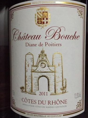 Bouche c tes du rh ne 2015 wine info for Info regionale bouche du rhone