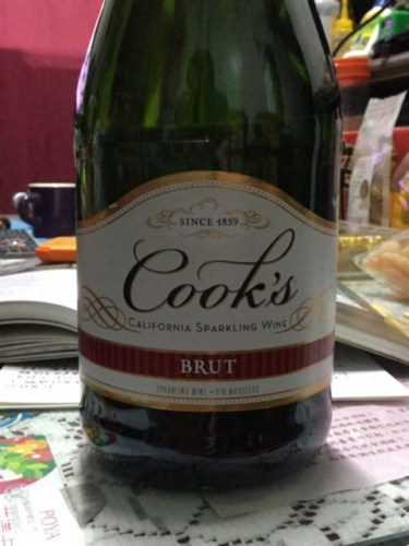 cooks brut nv wine info
