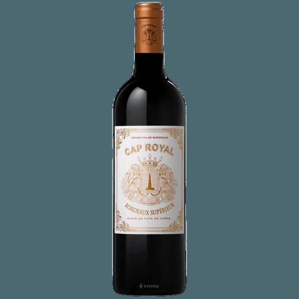 2014 Cap Royal Bordeaux Supérieur Vivino