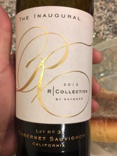 raymond cabernet sauvignon 2013 review