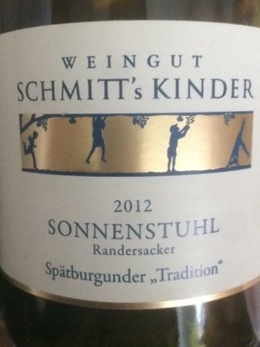 Kinder Sonnenstuhl.Schmitt S Kinder Sonnenstuhl Randersacker Tradition Spätburgunder Gg