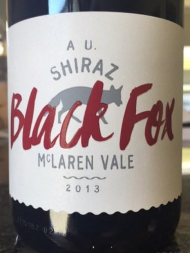 Black Fox Au Mclaren Vale Shiraz 2013 Wine Info