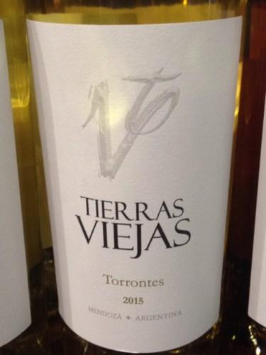 Tierras Viejas Torrontes 2013