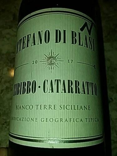 Stefano di Blasi Zibibbo - Catarratto | Wine Info