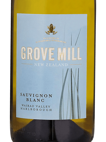 2017 Grove Mill Sauvignon Blanc | Vivino