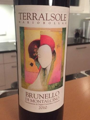 terralsole riserva brunello di montalcino 2010 wine info. Black Bedroom Furniture Sets. Home Design Ideas
