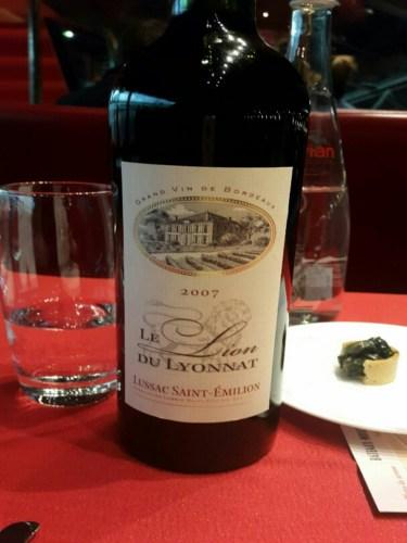 Ch teau lyonnat lussac st milion 2007 wine info for Chateau lyonnat