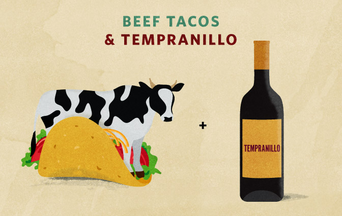 The Best Wine For... Tacos