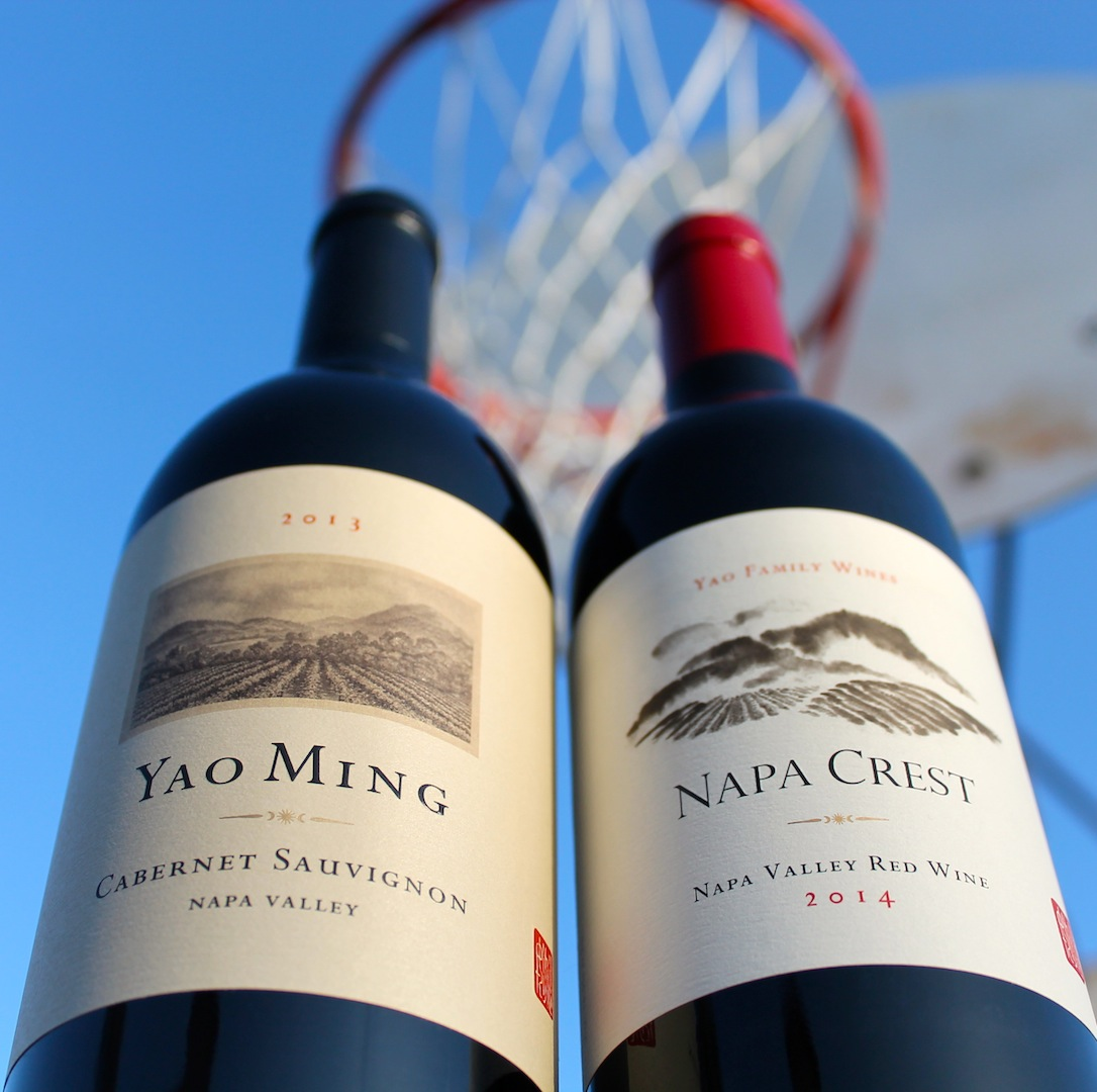 Score! The Best Athlete-Owned Wineries