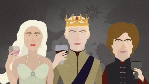 The Wines of Game of Thrones